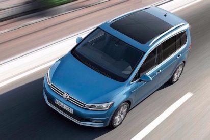 """Volkswagen refuerza el """"paterning"""" con el Touran"""