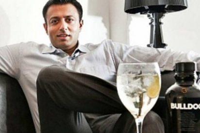 """Anshuman Vohra: """"No entiendo a la gente que compra ginebras de mala calidad"""""""
