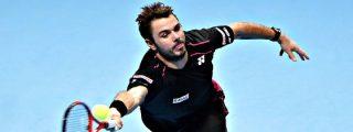 Wawrinka apea a Murray y completa las semifinales en Londres