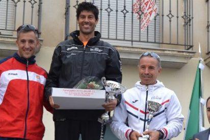Miguel Periañez consigue el tercer puesto en Guadix