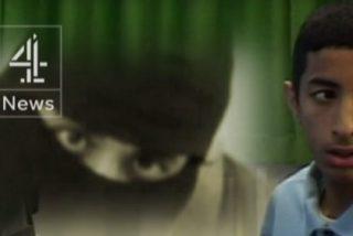 El vídeo que muestra la otra cara de 'Jihadi John': timorato y con halitosis