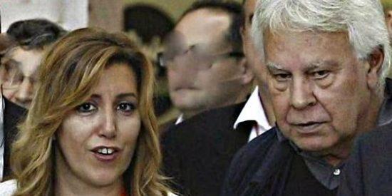 Los veteranos dirigentes socialistas y Susana Díaz dejan a Sánchez con un palmo de narices