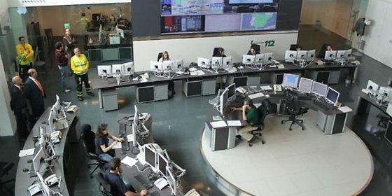112 Extremadura atiende 50 accidentes durante el puente de la Inmaculada