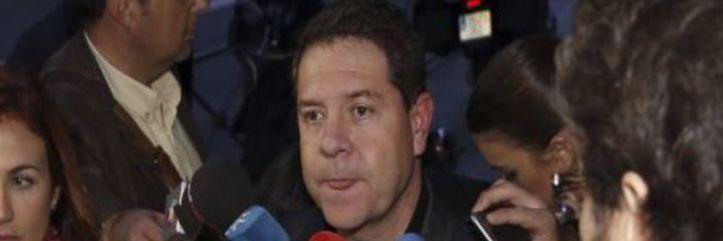 """Emiliano García-Page: """"No salen las cuentas para sumar una mayoría y que Pedro Sánchez sea presidente"""""""
