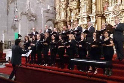 La Coral Cauriense ofrece un concierto en Coria