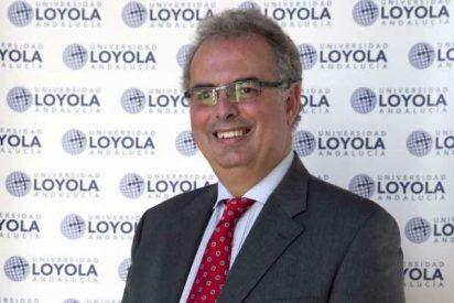 Julio Jiménez, vicepresidente del Patronato de la Fundación Universidad Loyola Andalucía