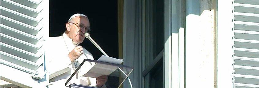 """Francisco bendice la resolución de Naciones Unidas para """"una solución negociada en la amada Siria"""""""