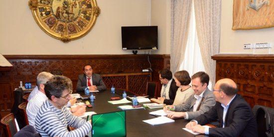 La Diputación de Soria busca la colaboración de Euromontana para captar fondos europeos que ayuden al desarrollo de la provincia
