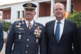 Monago agradece el esfuerzo, sacrificio, dedicación y compromiso de las Fuerzas Armadas
