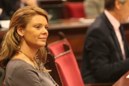 A la exdiputada Ana María Aguiló le quieren quitar su silla... los que temen perderla