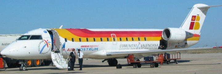 Air Nostrum volará a Madrid y Barcelona desde el Aeropuerto de Badajoz