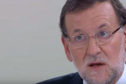 """Mariano Rajoy califica a Pedro Sánchez de """"ruin, mezquino y deleznable"""", por decir que no es """"decente"""""""