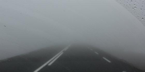 112 declara nivel amarillo de alerta por nieblas en zonas de las dos provincias extremeñas