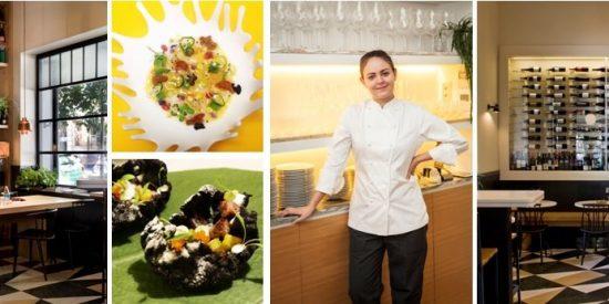 Ana Merino, de Mont Bar, nominada a Cocinero Revelación 2016 de Madrid Fusión