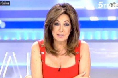 Ana Rosa Quintana rompe el silencio de Mediaset sobre el debate de Atresmedia