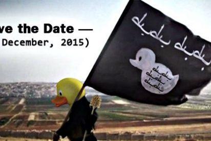 Anonymous declara este viernes 11 diciembre 2015 el 'Día oficial del Troleo' contra el Estado Islámico