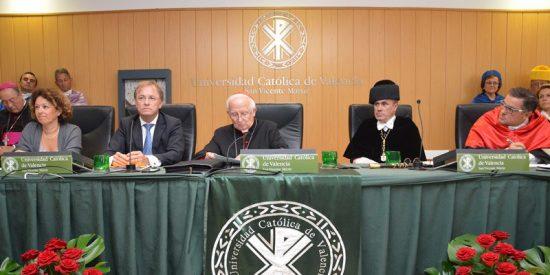 """UCV: """"El primer problema hoy en España es la crisis de humanidad"""""""