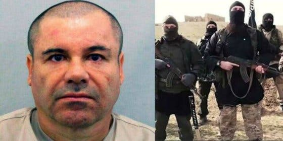 'El Chapo' Guzmán les quiere arrancar el corazón y la lengua a los barbudos del DAESH
