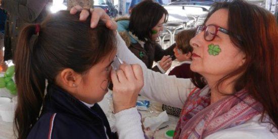 Aprosuba-14 Olivenza celebra el 3 de diciembre en el Paseo de las Capacidades