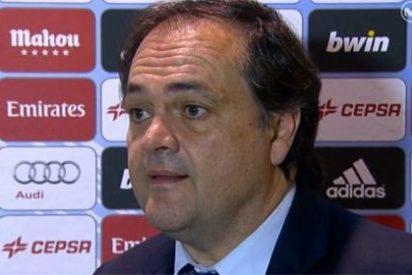 """El presidente de la Real Sociedad, a los árbitros: """"Habéis venido a robarnos"""""""