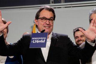 El independentista Artur Mas será president 'transitorio' de Cataluña gracias a los antisistema de la CUP