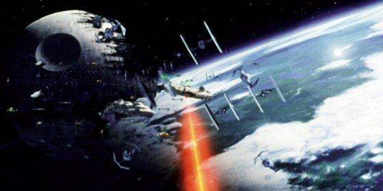El vídeo de la NASA que enseña cómo construir una Estrella de la Muerte