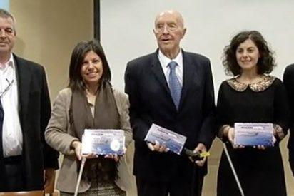 Asturias Semanal recoge en Madrid el premio de periodismo de aviación