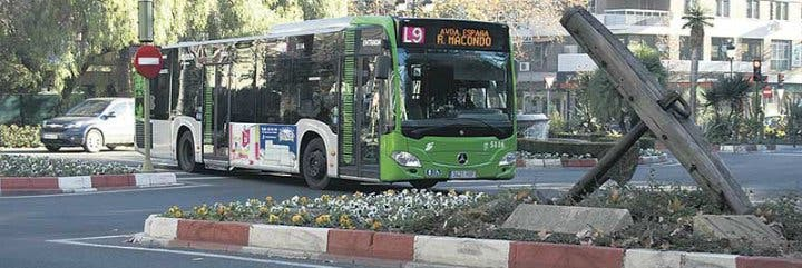 Cáceres, ciudad extremeña que más subvención recibe por habitante para el transporte público con 3,6 euros