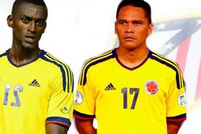 Los dos nombres que baraja el Atlético para sustituir a Jackson Martínez