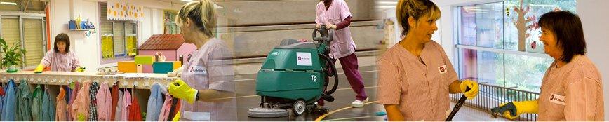 Ausolan: 45 años gestionando la limpieza en colegios, comunidades, hospitales y residencias