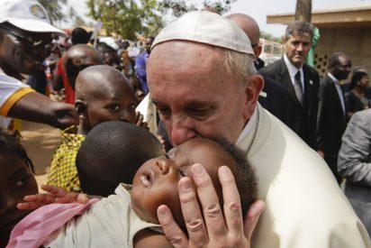 Turrón con sabor a Papa Francisco