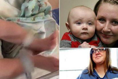[Vídeo] El indecible horror de los bebés que nacen adictos a la heroína