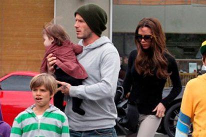 Los Beckham ganan casi 100 millones de dólares brutos en 2015