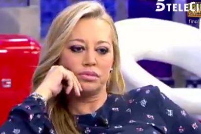 La peor de las traiciones: Así hablaba Toño Sanchís de la hija de Belén Esteban