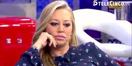 """Belén Esteban, tajante: """"Que se recupere y mire por su familia, yo miraré por la mía"""""""