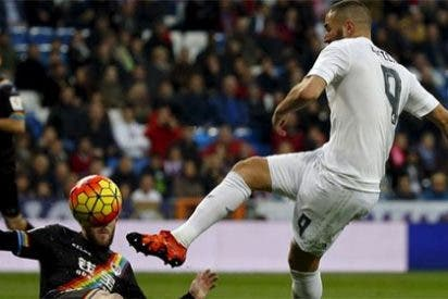 El Real Madrid le clava 10 goles al Rayo pero enfada al Bernabéu