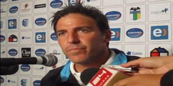 Berizzo se resigna a ver como el Atlético se lleva a Augusto