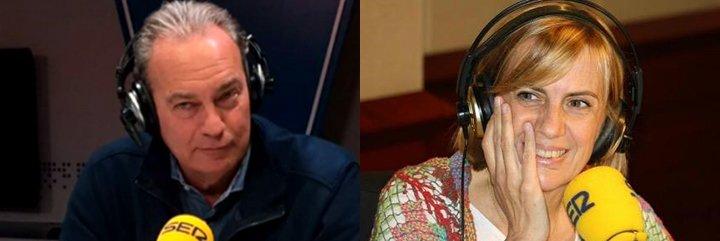 Gemma Nierga acusa desde la Cadena SER a Bertín Osborne de ser un 'machista' en TVE