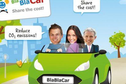 BlaBlaCar eleva un 32% el número de usuarios estas navidades de 2015