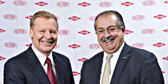 Dow Chemical y DuPont crearán un gigante del sector químico valorado en 118.500 millones