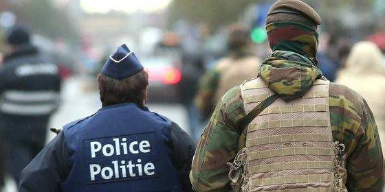 Orgía sexual en una comisaría entre soldados y policías belgas durante la alerta máxima por terrorismo