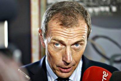 """Butragueño: """"Al Real Madrid nadie le ha comunicado nada de una sanción a Cherysev"""""""