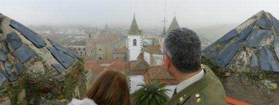 Las obras de la torre de las Cigüeñas de Cáceres costarán 50.000 euros