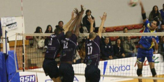 El Voleibol Cáceres Patrimonio de la Humanidad recibe la visita del CV. Melilla