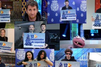 """La Policía Nacional lanza la campaña """"Doce Campanadas de Seguridad en Internet"""""""