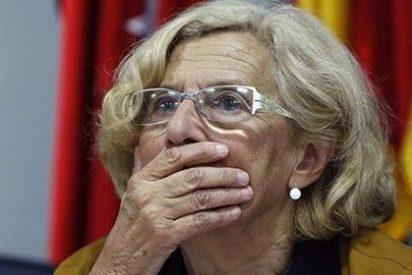 ¿Pagó Carmena con 60.000 euros en negro su chalé de lujo madrileño?