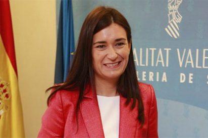 La 'decente' socialista Carmen Montón enchufa a su marido