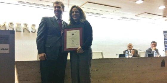 El Ayuntamiento de Almendralejo recibe el Certificado de Calidad Senior Friendly