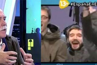 """'Chani' machaca a los podemitas: """"No es derecho a decidir, es robar a los españoles. ¡Es reaccionario, tribal y carca!"""""""