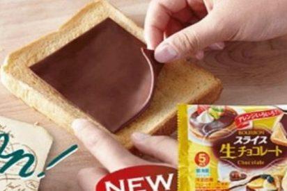 El chocolate en lonchas que ha revolucionado las redes sociales